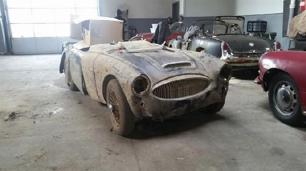 1961 Austin Healey 3000 - Gullwing Motor Cars, Inc., Astoria New York