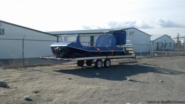 22 ft Hovercraft