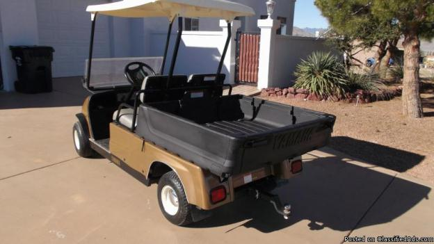 2006 Yamaha Golf Cart Motorcycles For Sale