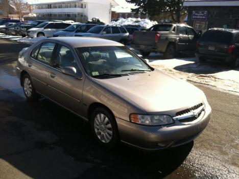 2001 Nissan Altima Cars for sale