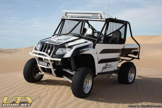 2009 Artic Cat 4X4 Prowler 1000 XTZ ATV