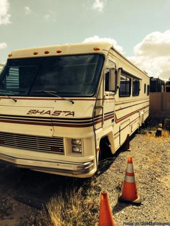 Shasta Motorhome RVs for sale