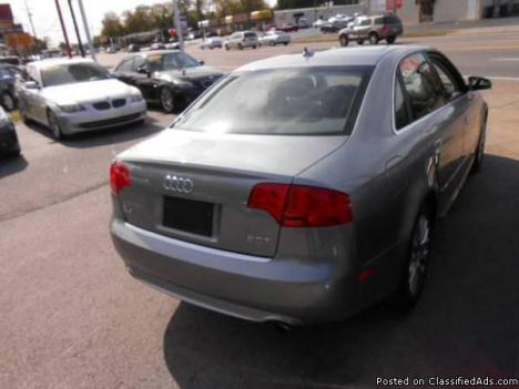 $9,750, 2008 Audi A4 – Excellent Condition - $9750 (KENNER)