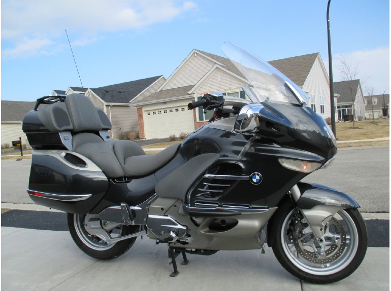 bmw k motorcycles for sale in naperville illinois. Black Bedroom Furniture Sets. Home Design Ideas