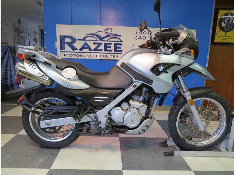 bmw 650gs motorcycles for sale in rhode island. Black Bedroom Furniture Sets. Home Design Ideas