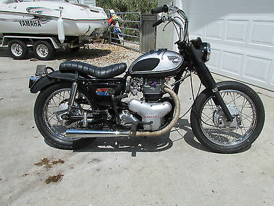 Kawasaki : Other 1968 kawasaki w 2 650 ss commander w 1 aka w 650 bsa a 7 a 10 not h 1 or h 2