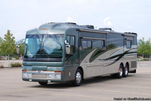 2003 American Coach American Eagle 42E