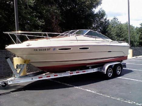 1983 Sea Ray Cuddy Cabin