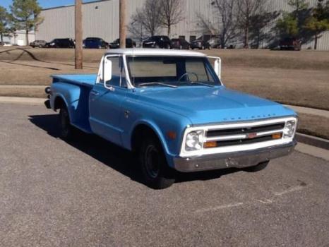 1968 Chevrolet 292 L6 4.8l