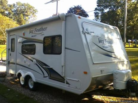 2011 Jay Feather Ultra Lite X19h Trailer