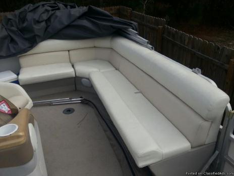 Sylvan Pontoon 20ft Boats For Sale