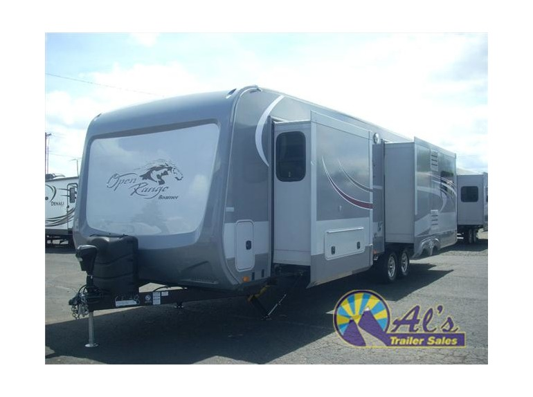 2015 Open Range Rv Roamer RT316RLS