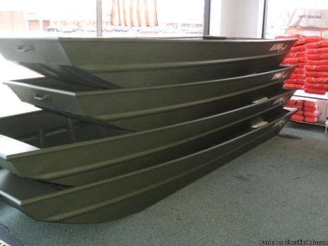 2015 Alumacraft Sierras 1236 (12' jon boat)