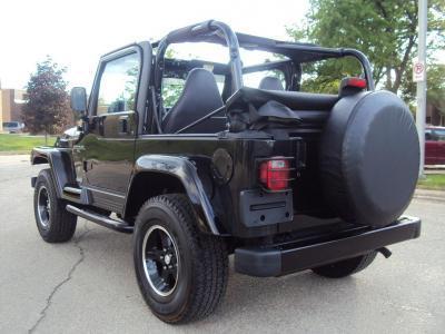 2001 Jeep Wrangler Garage Kept