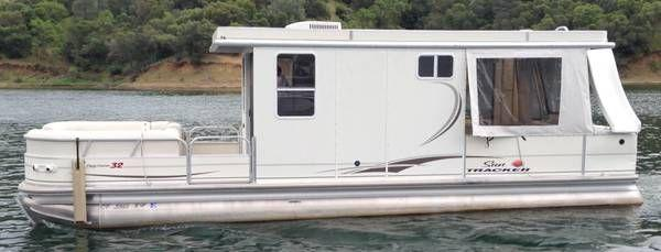 Sun Tracker Party Cruiser 32 Regency Edition Boats For Sale