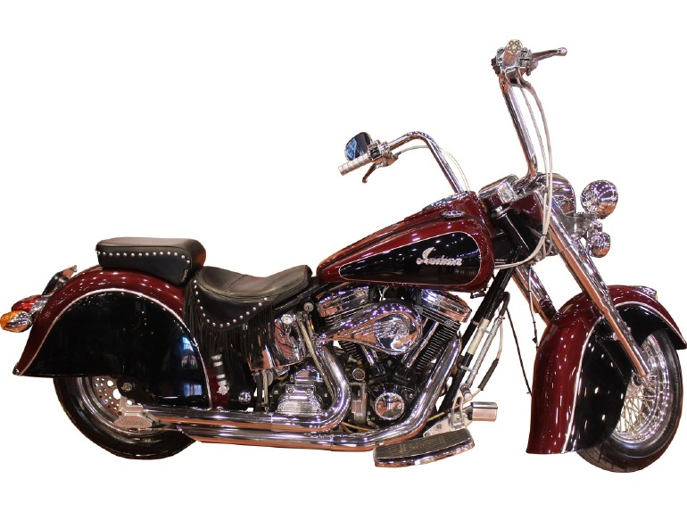 2000 Indian Chief ROAD MASTER