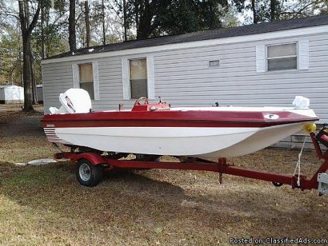 Boats for sale in ludowici georgia for Norris craft boats for sale