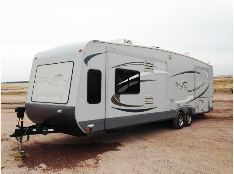 2012 Open Range Journeyer JT340FLR