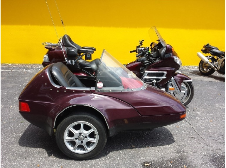 2008 Honda GOLDWING SIDECAR
