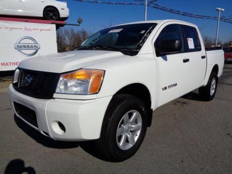 2012 Nissan Titan S Clarksville, TN