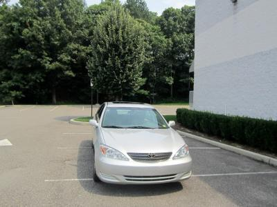 2003 Toyota Camry LE Silver