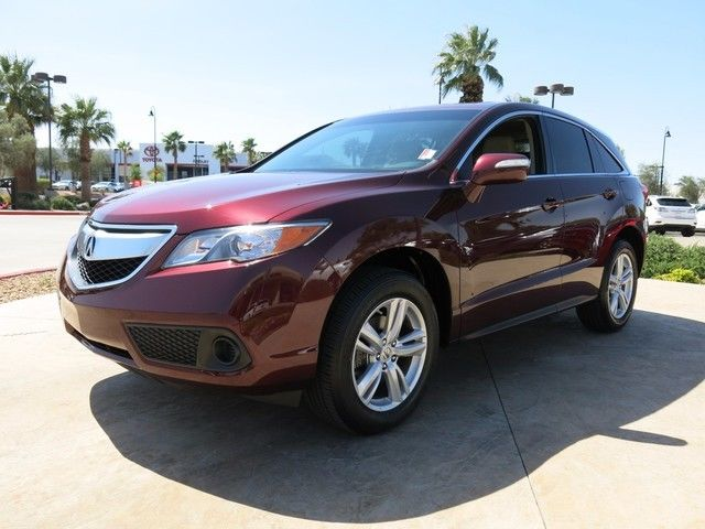 Acura : RDX Base Sport Utility 4-Door SUV 3.5L-1 OWNER-CLEAN CARFAX-BLUETOOTH-REAR VIEW CAMERA-REMOTE KEYLESS ENTRY