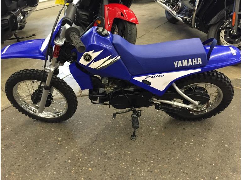 2006 Yamaha PW 80