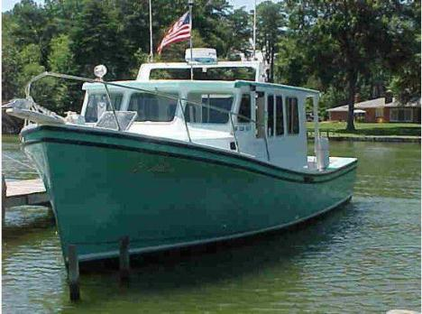 Cb antennas boats for sale for Commercial fishing boats for sale by owner