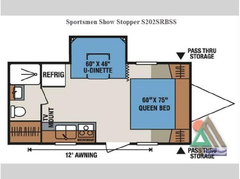 2015 Sptsmen Show Stop 200SRBSS