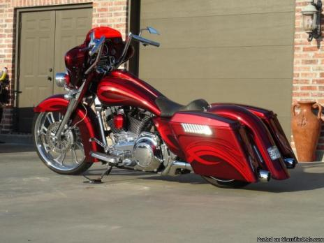 2010 Harley Davidson HD Touring FLHX
