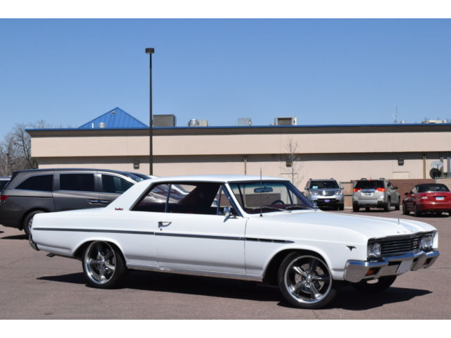 Buick : Skylark GS 1965 buick skylark gs clone custom 455 big block high quality paint and body