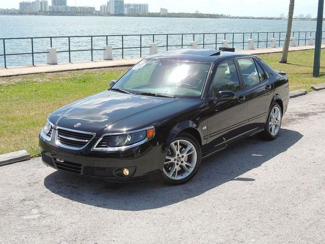 Saab : 9-5 1 OWNER 1 owner 1 650 service just done non smoker xenon park assist heated seats