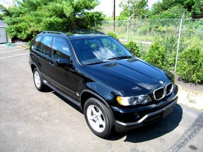 2001 BMW X5 6 cyl