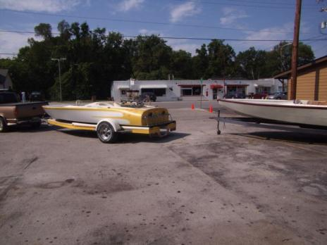 1972 Vintage Raysoncraft Hot Boat 4 Sale in Nashville, TN