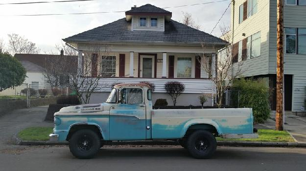 dodge d100 cars for sale in portland oregon. Black Bedroom Furniture Sets. Home Design Ideas