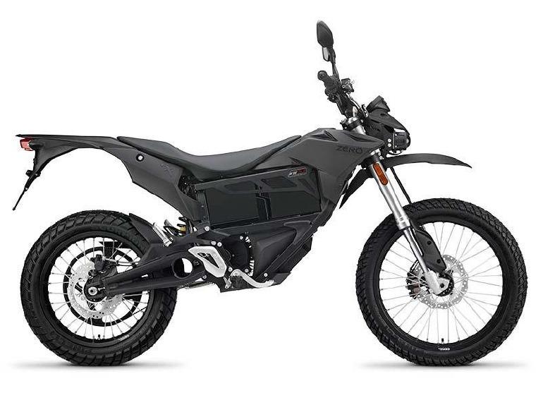 2015 Zero Motorcycles FX ZF5.7