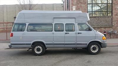 Dodge : Ram Van Base Standard Cargo Van 3-Door ALMOST NEW 5K ORIGINAL MILES Dodge Ram 3500 Wheelchair Van Bus Braun Handicap