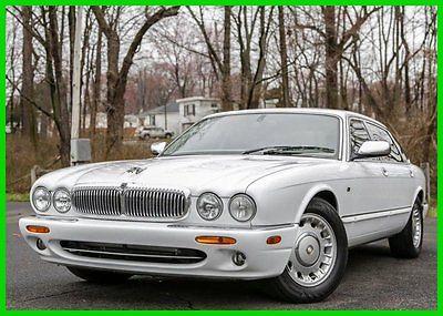 Jaguar : XJ Vanden Plas 2000 vanden plas jaguar 1 owner super low 32 k miles serviced florida carfax