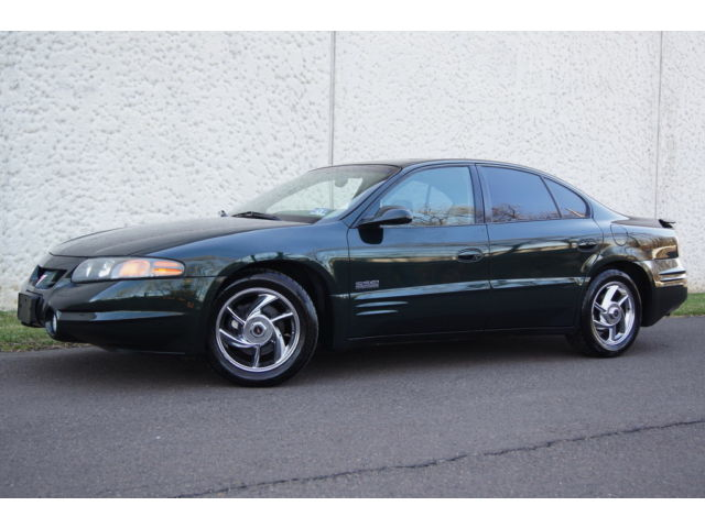Pontiac : Bonneville 4dr Sdn SSEi SUPERCHARGED LEATHER LOADED RUNS & DRIVES GREAT EXTRA CLEAN