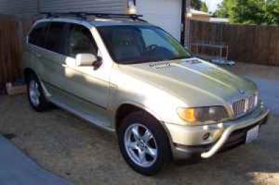 2000 BMW X5 4.4i AWD