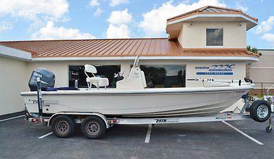 2011 Pathfinder 2200 TRS Boat Yamaha 150hp custom trailer Trolling motor