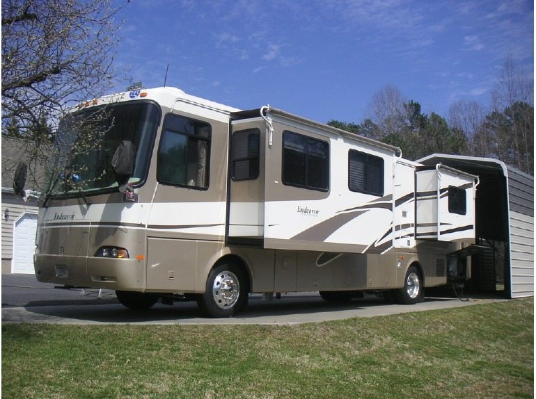 Holiday Rambler Endeavor 38p Rvs For Sale