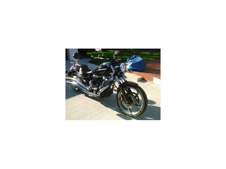 Cruiser motorcycles for sale in roseville michigan for Yamaha of roseville