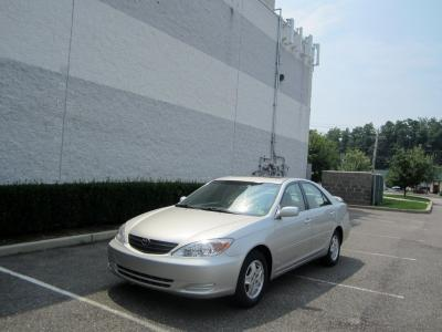2003 Toyota Camry LE Automatic