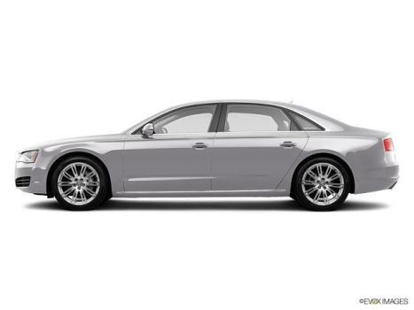 2013 Audi A8 L Sedan 4dr Sedan 3.0L AWD Sedan