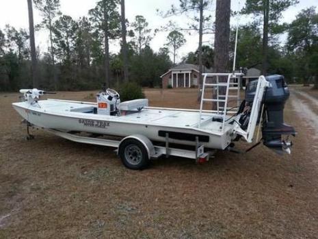 2008 Gator Trax Bay Boat