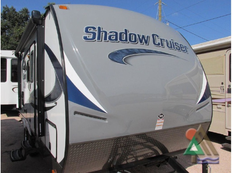 2015 Shadow Cruiser 195WBS