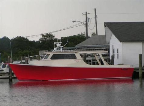 2009 Chesapeake Deadrise (Only 120 Hours! Mint!)