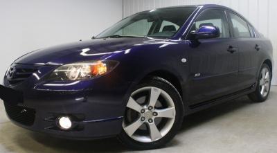MAZDA Mazda3 Blue/2005