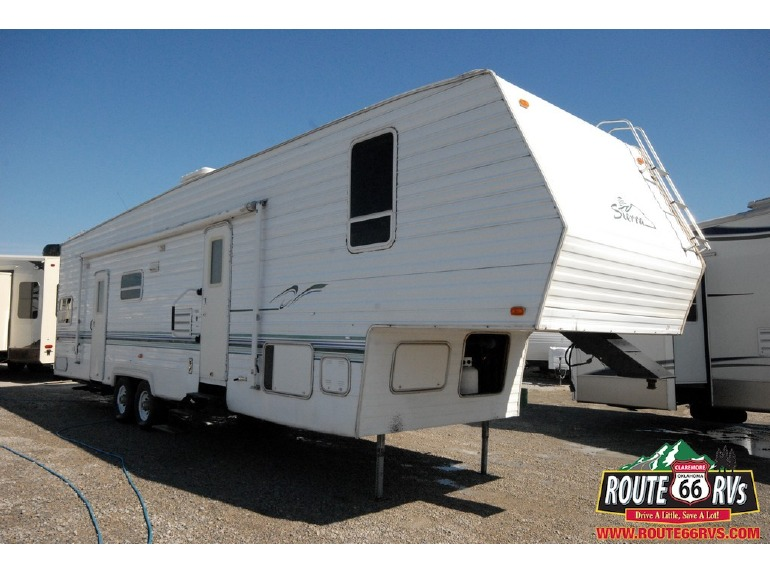 Forest River Sierra F37 Rvs For Sale